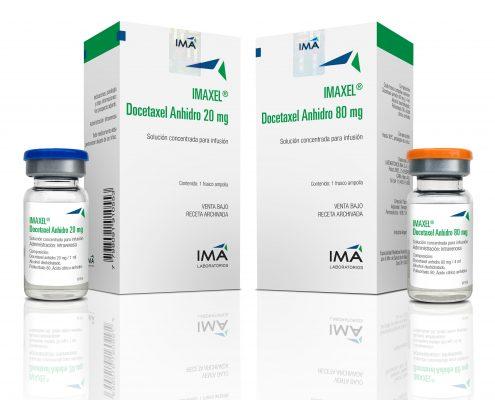Imaxel - Docetaxel Anhidro   Listo para infusión